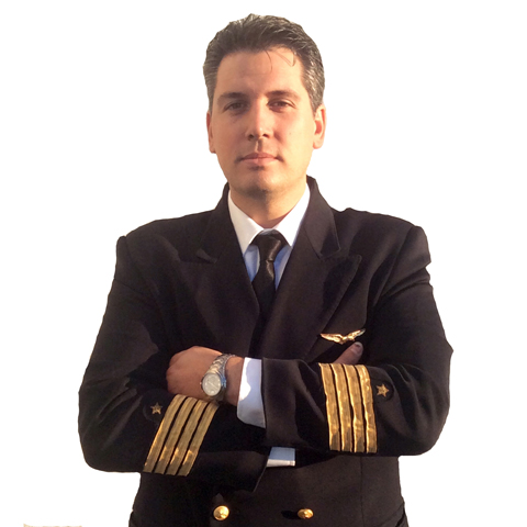 Captain David Cecchini - HT (Head of Training)