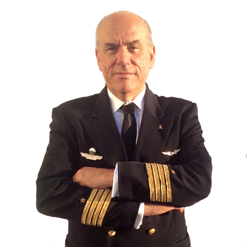 Captain Massimo Notaro - AM (Accountable Manager)
